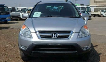 Honda Crv Model 2003 full