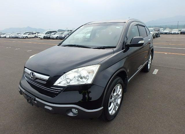 Honda Crv Model 2008 full