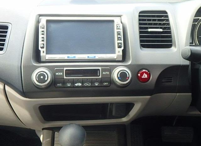 Honda Civic Model 2008-2009 full