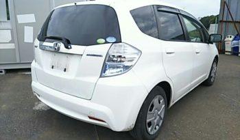 Honda Fit Model 2012 full