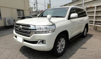TOYOTA LAND CRUISER AX MODEL 2016 full
