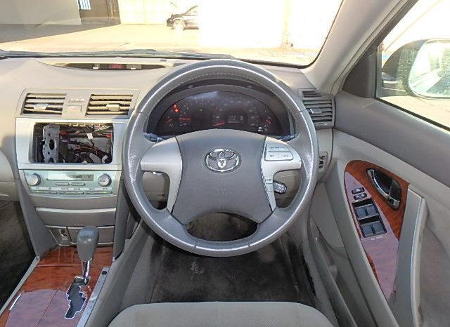 Toyota Camry Model 2008 full
