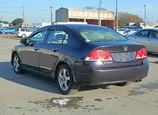 Honda Civic Model 2005-2006 full